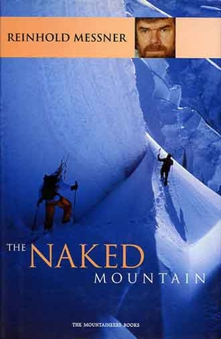 The Naked Mountain Nanga Parbat Cover
