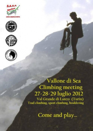 Vallone di SEA Climbing Meeting 2012