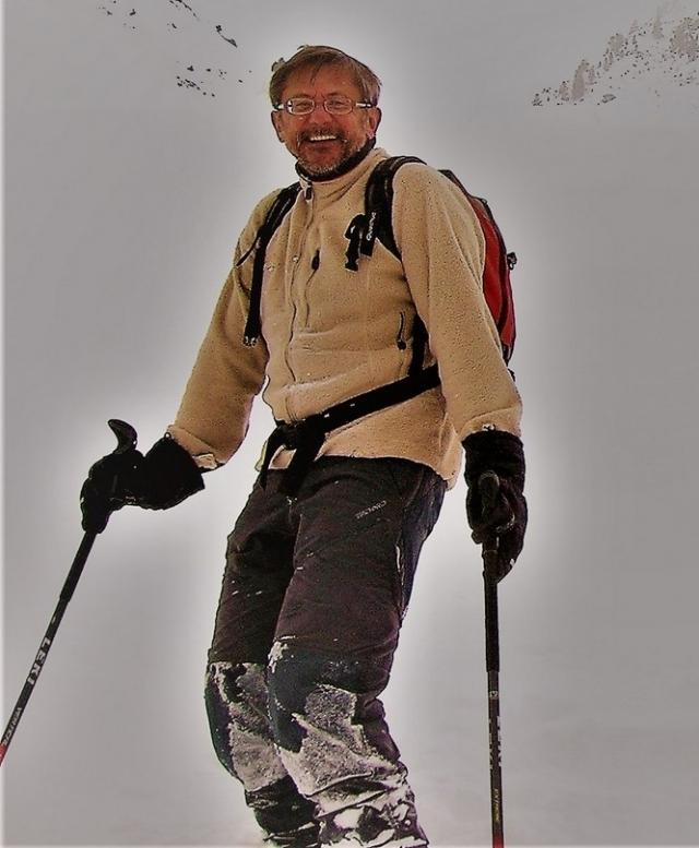 DANIELE CANEPARO, un alpinista fuori ordinanza